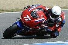 MotoGP - Shane Byrne muss Entscheidung treffen: BSB-Meister n�chstes Jahr in der MotoGP?
