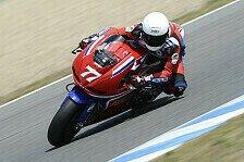 MotoGP - Alles h�ngt von Katar ab: Bird: Bis auf Chattering keine Probleme