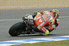 MotoGP - Rossi muss die Nässe nutzen