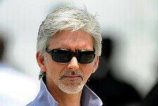 Formel 1 - Spannung bis zum Schluss: Hill: Doppelte Punkte eine gute Idee