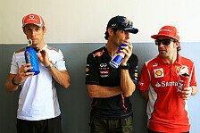 Formel 1 - Ich habe nichts unterschrieben: Webber: Vorvertrag bei Ferrari?
