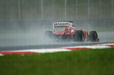 Formel 1 - Regenchaos und �berraschungsmann: S�nkes Highlight 2012: Malaysia GP