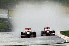Formel 1 - Wenn Hamilton und Button um den Titel k�mpfen: Herbert warnt vor Spannungen bei McLaren
