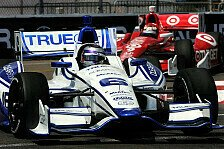 IndyCar - Nur ein Auto pro Team: April-Test in Indianapolis