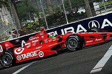 IndyCar - Zum vierten Mal auf Startplatz eins: Dario Franchitti erbt Pole in Edmonton