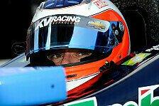 IndyCar - Die Mauern waren nie n�her: Barrichello von Oval-Speed beeindruckt