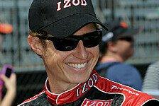 IndyCar - 0,0023 Sekunden Vorsprung: Ryan Briscoe beim Indy 500 auf Pole