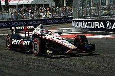 IndyCar - Sieben Hundertstel hinter der Vorjahres-Pole: Training: Power & Hunter-Reay geben den Ton an