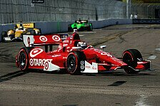 IndyCar - Wirbel um den Turbo: IndyCar: Protest gegen Honda-Turbo