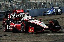 IndyCar - Franchitti und Newgarden in Reihe eins: Briscoe holt Pole und startet von Elf