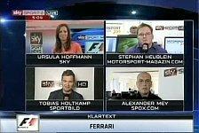 Formel 1 - Das Regenchaos entschl�sselt: Video - Motorsport-Magazin.com Rennanalyse