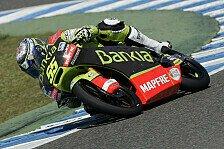 Moto3 - Das Ziel ist der Titel: Hector Faubel