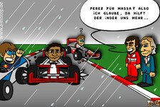 Games - Mehr Spa�, weniger Simulation: Codemasters k�ndigt F1 RACE STARS an