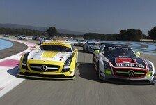 Mehr Sportwagen - Mercedes-Kundensport boomt