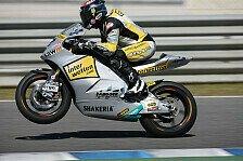 Moto2 - Marquez schafft es auf Rang vier: L�thi beginnt Moto2-Saison an Spitze
