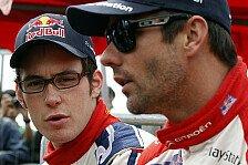 WRC - Konstanz in den Zeiten: Thierry Neuville