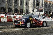 WRC - Wir wollten nicht betr�gen: Citroen wird nicht protestieren