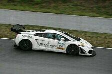 ADAC GT Masters - Typisches Eifelwetter: Reiter Engineering startet am N�rburgring