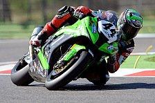 Superbike - David Salom kugelt sich die Schulter aus: Kein gutes Wochenende f�r Pedercini