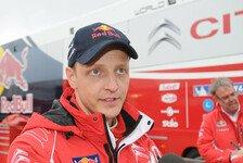 WRC - Argentinien ist eine besondere Rallye : Mikko Hirvonen
