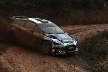 WRC - Solberg: Portugal die schlimmste Niederlage