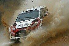 WRC - Nur bei Regen attackieren: Novikov weiter auf Podiumskurs