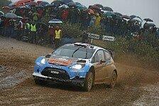 WRC - Ohne Risiken und Dramen: �stberg steuert zweitem Rang entgegen