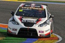 WTCC - Eine Sekunde Zeitverlust: Monteiro hofft auf neuen Motor