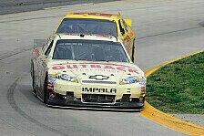 NASCAR - Drama um Jeff Gordon und Jimmie Johnson : Ryan Newman gewinnt Martinsville-Krimi