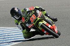 Moto3 - So bald wie m�glich gewinnen: Alberto Moncayo