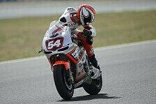 MotoGP - Die ART-Maschine besser im Griff: Pasini warf Punkteplatz weg