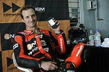 MotoGP - Suters frostiges Verh�ltnis zu Edwards: Kein Maschinenwechsel bei Forward Racing