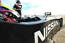 USCC - R�ckkehr ins Renngeschehen: Nissan DeltaWing startet beim Petit Le Mans