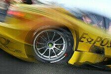 DTM - Option-Reifen als Neuland: Hankook lernt bei jedem Rennen