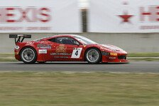 Blancpain GT Serien - Vilander/Salaquarda obenauf: Pole Position f�r Ferrari beim Auftakt