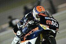 Moto2 - L�thi f�hrt auf Rang drei: Warm-Up: Rabat f�hrt Bestzeit