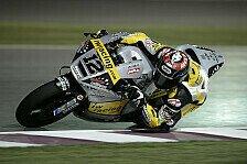 Moto2 - Marquez schafft es auf Platz zwei: L�thi holt Moto2-Pole in Katar