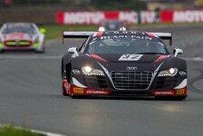 Blancpain GT Serien - Ferrari f�llt dramatisch zur�ck: Audi-Doppelsieg im Qualifikationsrennen