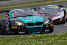 Blancpain GT Serien - Audi nimmt die falschen Reifen: BMW gewinnt in Zolder
