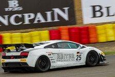 Blancpain GT Serien - Frankreich