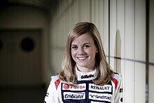 Formel 1 - Simulator und Seatfitting: Video - Wolffs Vorbereitung auf F1-Test
