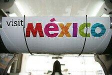 Formel 1 - Visit Mexico: Mexiko unterst�tzt Sauber