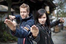 Formel 1 - Drive of the Dragon: Video-Wochenende - Vettels 1. richtiger Film