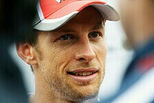 Formel 1 - Traurig f�r Lewis: Button: Hamilton-Strafe hilft nicht