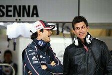 Formel 1 - Wolff nur helfende Hand: Williams: Keine Eile bei Parr-Nachfolger