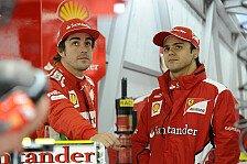 Formel 1 - Alonso nimmt Massa in Schutz