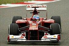 Formel 1 - Alonso: Hoffen auf das Barcelona-Update
