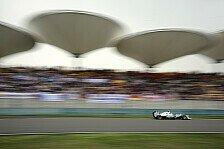 Formel 1 - Heute Abend geht es fr�h ins Bett: Rosberg: Mit Abstand das schnellste Auto