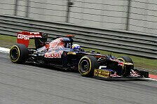 Formel 1 - Bilderserie: China GP - Qualifying-Duelle