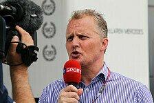 Formel 1 - Es ist an der Zeit Schluss zu machen: Johnny Herbert